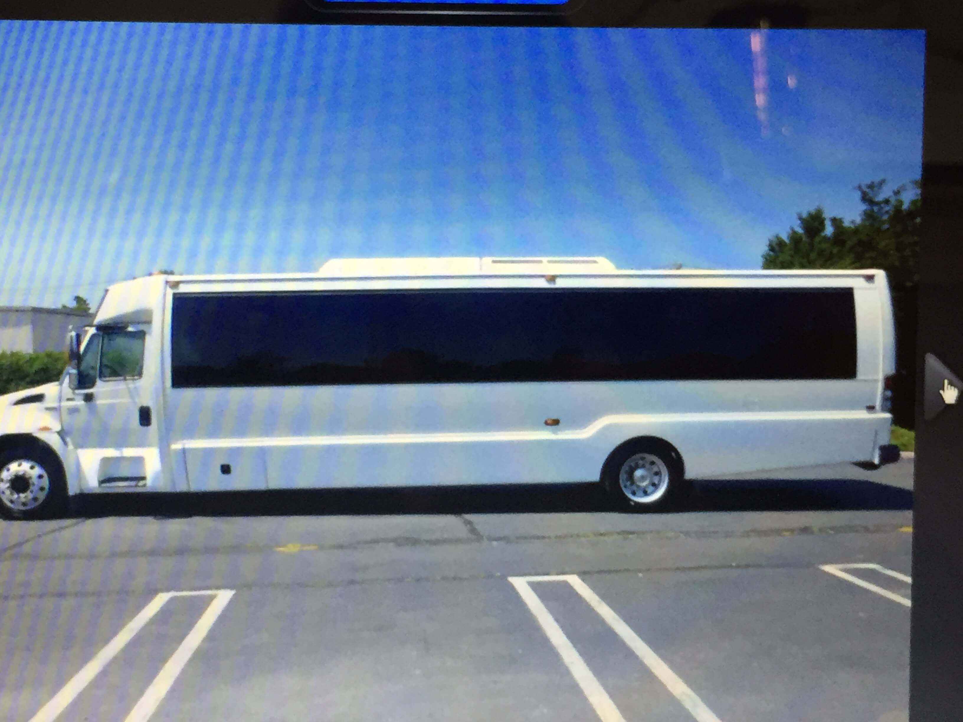 Check out our new party bus!